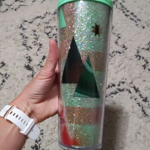 Starbucks Holiday Christmas Tree Tumbler 2020